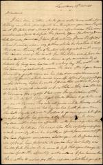 Letter from W. P. Maclay to Isabella Bell