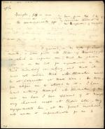 Letter from Richard Rush to William Jenkins