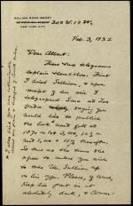 "Letter from William Rose Benet to ""Albert"""