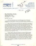 Letter from Roy Wilkins to John Bailey