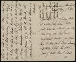 Letter from Lily Macalester to Charles Macalester
