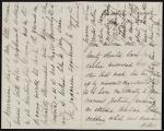 Letter from Lily Macalester to Mrs. Lathrop