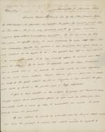 Letter from James Buchanan to John Maclean