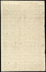 Prayer Written by Charles Nisbet
