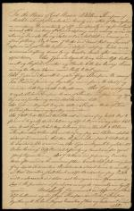 Last Will and Testament of William Thompson