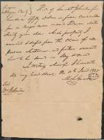 Bill of Sale from M. L. Graves to Lancelot Johnston