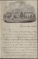 Letter from John Gilmore to His Sister