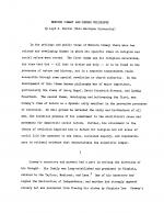 """""""Moncure Conway and German Philosophy,"""" by Loyd D. Easton"""