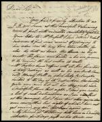 Letter from Matthew Boulton to Unknown Recipient