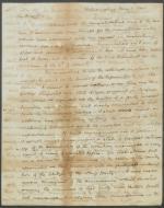 Letter from John Tyler to Henry Wise