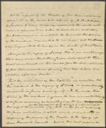 Legal Opinion of Roger B. Taney on A. Riddell's Will