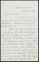 Letter from Simon Cameron to Samuel Ingham