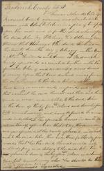 Legal Documents, John Ritchie v. Thomas Noland