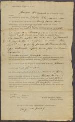 Legal Documents, John Clemson v. Joseph Howard