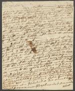 Letter from John Erskine to Charles Nisbet