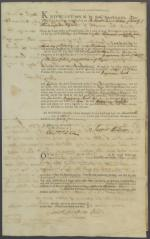 Deed for Land Sold by James Wilson