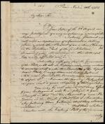 Letter from William Bingham to Benjamin Rush