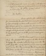 Letter from John Mason to the Associate Reformed Presbytery of New York
