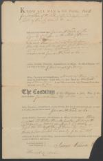 Promissory Note from James Wilson to James McNeal