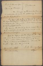 Legal Document, Samuel Thomas v. Edward Thomas