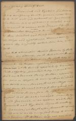 Legal Document, Thomas Wilson v. Frederick and Ezekiah Linthicum
