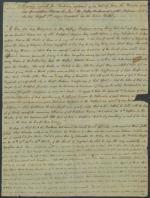 Testimony of Charles Nisbet against John Wesley