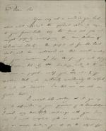 Letter from Joseph Priestley to William Frend