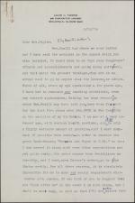 Letter from Allen Tanner to Janet Figler