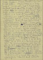 Letter from Allen Tanner to Parker Tyler