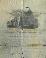 Union Philosophical Society Diploma - Alexander Macbeth