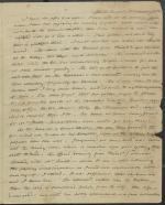 Letter from Charles Gardner to Julia Gardner