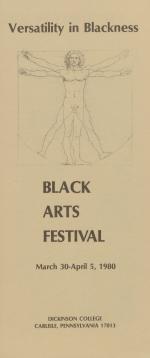 Black Arts Festival 1980
