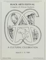 """A Cultural Celebration"": Black Arts Festival 1985"