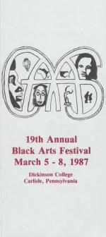 Black Arts Festival 1987