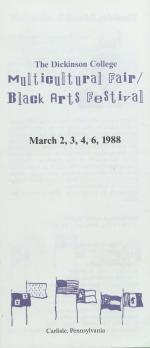 Black Arts Festival 1988