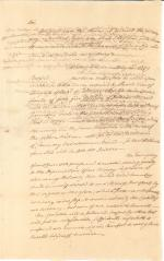 Letter from John Dickinson to Caesar Rodney