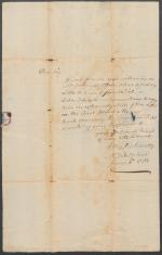 Letters from John Dickinson to George Read