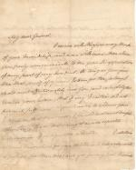 Letter from John Dickinson to Charles Lee