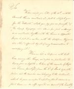 Letters from John Dickinson to Nathanael Greene