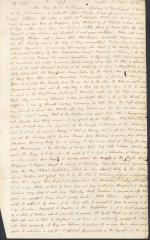 Letters from Charles Nisbet to David Erskine