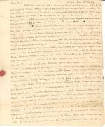 Letters from Charles Nisbet to William Young, 1792-93