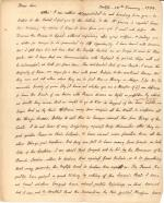 Letters from Charles Nisbet to William Young, 1794-95