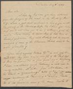 Letters from Alexander Nisbet to William Young