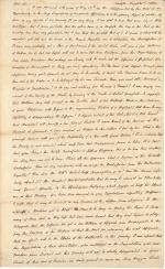 Letters from Charles Nisbet to William Young, 1800-01
