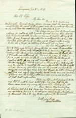 Letters from Israel Gutelius to Eli Slifer (Jan. - Dec. 1862)