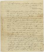 Annual Report of the President to the Board of Trustees, May 1786