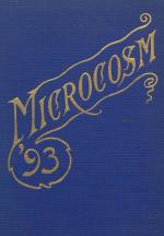 Microcosm yearbook for 1891-92