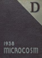 Microcosm yearbook for 1937-38