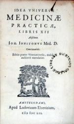 Idea Vniversae Medicinae Practicae