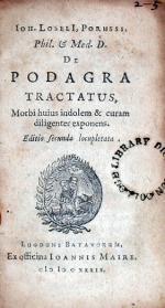 De Podagra Tractatus, Morbi huius indolem & curam diligenter exponens